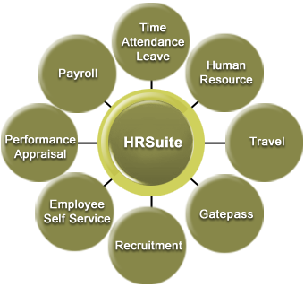 Human Resource Time, Leave, Payroll Software in Pakistan